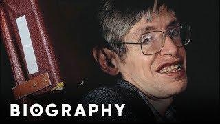 Download Stephen Hawking - Theoretical Physicist & Cosmologist | Mini Bio | BIO Video
