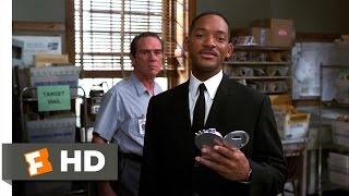 Download Men in Black II - Post Office Aliens Scene (3/10) | Movieclips Video