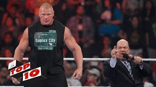 Download Top 10 Raw moments: WWE Top 10, August 3, 2015 Video