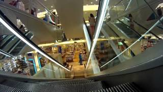 Download FPV | RC-Car in big store (Elevator / escalator ride) Video