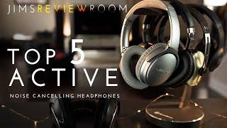 Download Top 5 BEST Wireless Active Noise Cancelling Headphones ! Video