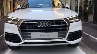 Download Audi Q5 (2017) - Preview Video