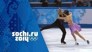 Download Meryl Davis & Charlie White Full Free Dance Performance Wins Gold | Sochi 2014 Winter Olympics Video