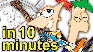 Download The History Of Phineas And Ferb | A Brief History Video