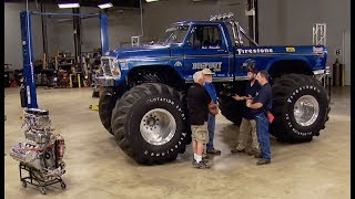 Download The Original BigFoot Engine Build Part 1- Engine Power Season 2, Episode 4 Video