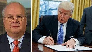 Download Karl Rove grades day one of the Trump White House Video