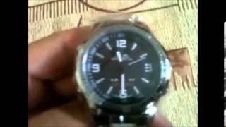 Download Аналогово-цифровые часы WEIDE WH-1009-1 Video