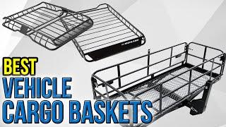 Download 6 Best Vehicle Cargo Baskets 2017 Video