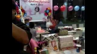 Download Happy Birthday's Nur Amalina Maisarah Video