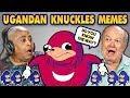 Download ELDERS REACT TO UGANDAN KNUCKLES MEMES Video
