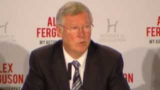 Download Sir Alex Ferguson: Roy Keane 'overstepped his mark' Video