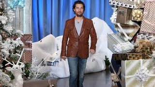 Download Matthew McConaughey on Transforming for His Roles Video