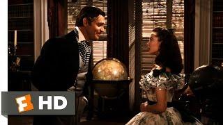 Download Gone with the Wind (1/6) Movie CLIP - Scarlett Meets Rhett (1939) HD Video