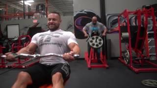 Download IFBB Pro Juan Morel and Marc Lobliner Destroy BACK! Video