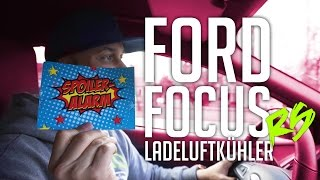 Download JP Performance - Ford Focus RS | Ladeluftkühler Video