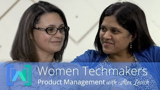 Download Product Management in Tech with Alex Levich (Women Techmakers: Product Management Series, Episode 3) Video