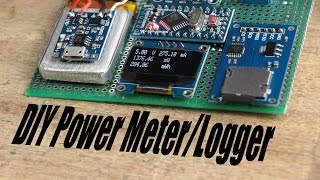 Download Make your own Power Meter/Logger Video