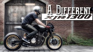 Download Cafe Racer (Yamaha XJR1300 by Eak K Speed Customs) Video