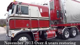 Download Antique Kenworth Truck Collection (so far) Video