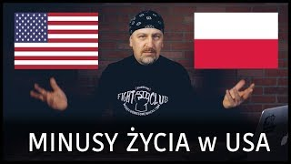 Download Minusy życia w USA: reakcja na film z kanału ″Aga in America″ Video