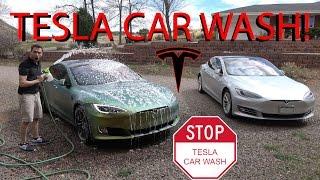 Download Tesla Car Wash! Video