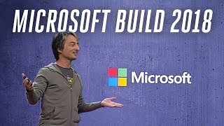 Download Microsoft Build 2018 keynote in under 5 minutes Video