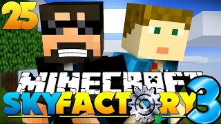 Download Minecraft: SkyFactory 3 - LUCKY BLOCK CONSEQUENCE?! [25] Video