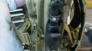 Download Strapping on the BK-2 Sheath From Hell Video