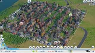 Download Simcity Timelapse from 0 to 500 000 population Video