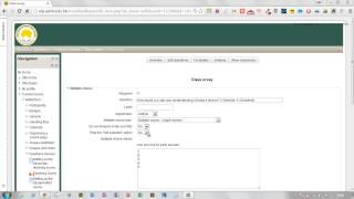 Download Moodle: Create a Feedback Survey Video