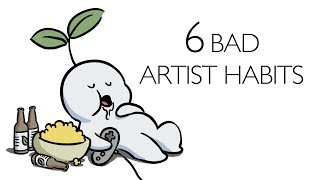 Download 6 Bad Artist Habits to Avoid Video