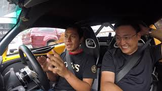 Download The Grab driver who owns a Lotus Elise 250 Cup and a BMW 330e | Evomalaysia Video