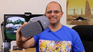 Download Daydream View VR full detailed review and casting with Pixel / Xl (Gear VR & Cardboard) Video