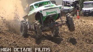 Download MEGA TRUCK SERIES HILL N HOLE RACING @ DIRTY TURTLE OFFROAD Video