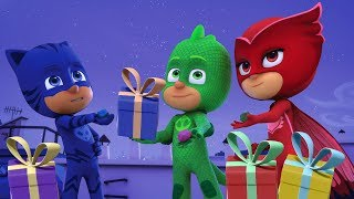 Download PJ MASKS Full Episodes | 2.5 HOUR CHRISTMAS SPECIAL | Cartoons for Kids #103 Video
