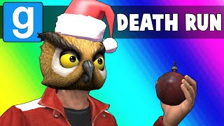 Download Gmod Death Run Funny Moments - Traps Under the Tree and Laggy Jenga! (Garry's Mod) Video