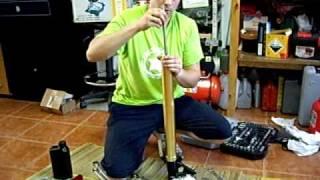 Download TUTORIAL CAMBIO MUELLES HORQUILLA TIGER 1050 - 3.1 Video