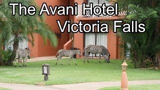 Download Avani Hotel Victoria Falls formally, (Zambezi Sun) livingstone Zambia Video