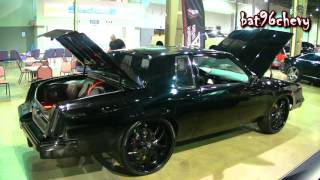 Download ULTIMATE AUDIO: DARTH VADER Olds Cutlass on 24″ DUB Forged Wheels, LS3 & CTS-V Interior - HD Video
