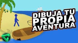 Download DIBUJA TU PROPIA AVENTURA | iTownGamePlay Video