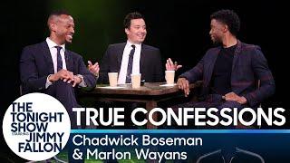 Download Chadwick Boseman and Marlon Wayans | True Confessions Video
