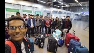 Download Receiving Indian students in Russia, Orenburg | dsgvlogs. Video