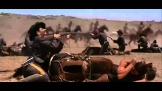 Download Little Big Horn General Custer's men are annihilated by the Cheyenne and Lakota Video