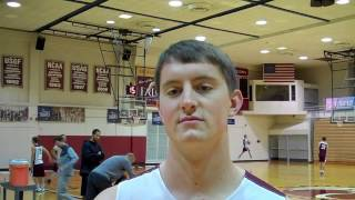 Download SPU MEN'S BASKETBALL: Nate Streufert (Dec. 19, 2016) Video