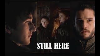 Download Jon Sansa Arya & Bran | Still Here Video
