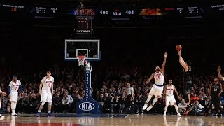 Download Devin Booker Hits Clutch Game-Winning 3 at MSG! | 01.21.17 Video