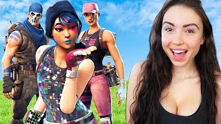 Download Late Night Fortnite Gameplay! (COME HANGOUT) Video