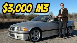 Download I Bought the Cheapest* BMW M3 in the USA Video