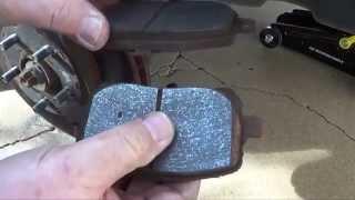Download DIY How to Change Disc Brakes on a Pontiac Vibe / Toyota Matrix Video