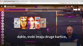 Download Kako se koristi ebanking? Lekcija 6.1 Video